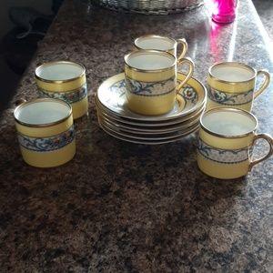 Bavaria espresso set